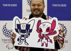 mascote das olimpíadas 2020