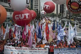 centrais sindicais